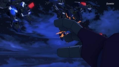 SDガンダムワールドヒーローズ 第11話 感想 0664