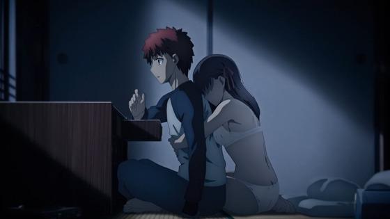 Fate stay night HF 第2章 感想 02814