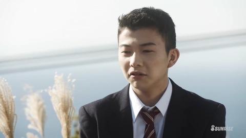ガンダムビルドリアル 第3話 感想 ネタバレ 073