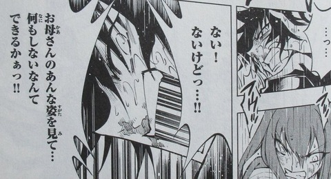 SHAMAN KING レッドクリムゾン 4巻 最終回 感想 00056