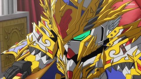 SDガンダムワールドヒーローズ 第8話 感想 ネタバレ 187