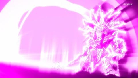 SDガンダムワールドヒーローズ 第22話 感想 237