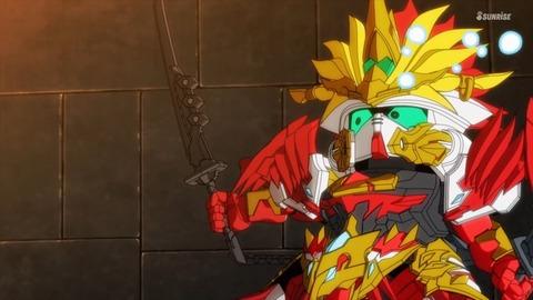 SDガンダムワールドヒーローズ 第5話 感想 ネタバレ 118