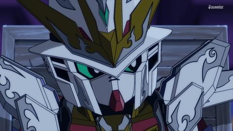 SDガンダムワールドヒーローズ 第11話 感想 0769