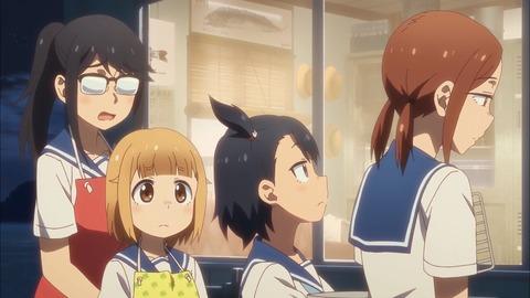 放課後ていぼう日誌 第10話 感想 00955