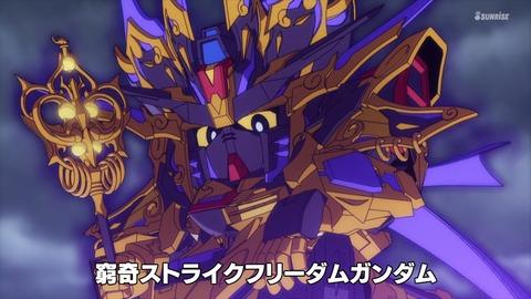 SDガンダムワールドヒーローズ 第23話 感想 35