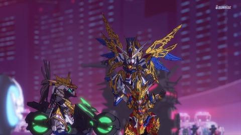 SDガンダムワールドヒーローズ 第9話 感想 ネタバレ 828