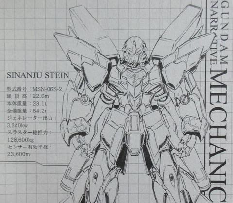 機動戦士ガンダムNT 4巻 感想 92