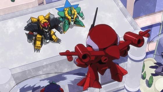 魔神英雄伝ワタル 七魂の龍神丸 第2話 感想 00356