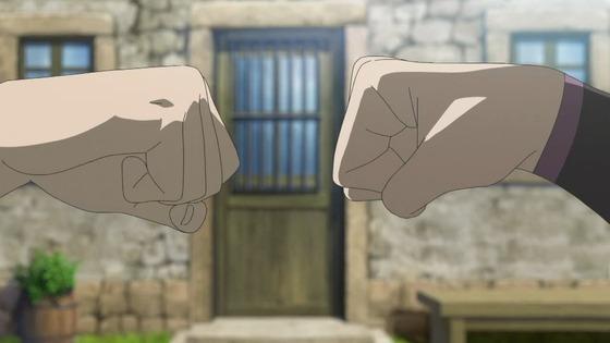 旗揚!けものみち 第12話 感想 最終回 00413