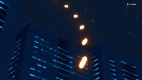 SDガンダムワールドヒーローズ 第9話 感想 ネタバレ 757