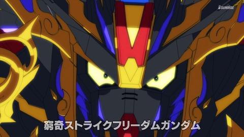 SDガンダムワールドヒーローズ 第24話 最終回 感想