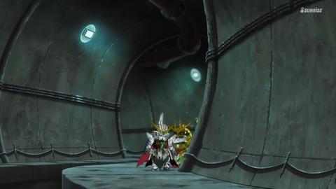 SDガンダムワールドヒーローズ 第10話 感想 ネタバレ 313