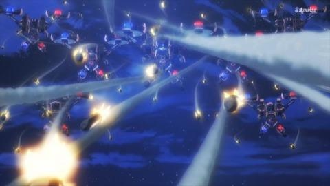 SDガンダムワールドヒーローズ 第11話 感想 0675