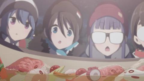 ゆるキャン 2期 第11話 感想 ネタバレ 835
