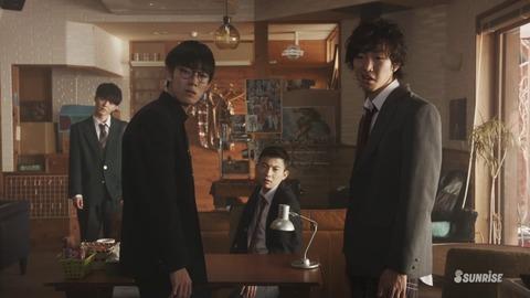 ガンダムビルドリアル 第2話 感想 ネタバレ 262