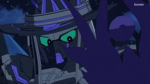 SDガンダムワールドヒーローズ 第16話 感想 567