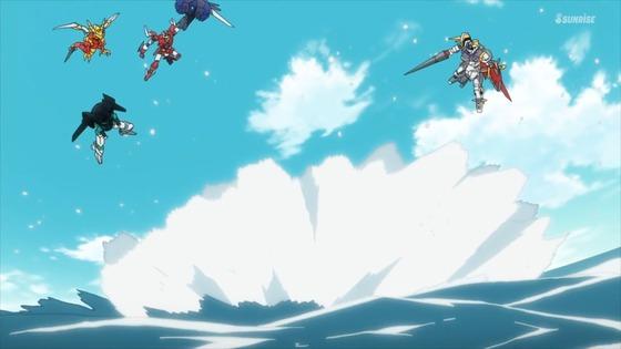 ガンダムビルドダイバーズReRISE 第9話 感想 00222
