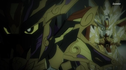 SDガンダムワールドヒーローズ 第23話 感想 139