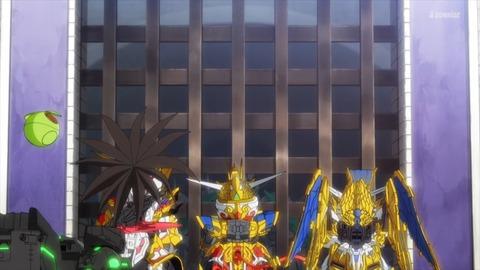 SDガンダムワールドヒーローズ 第17話 感想 090