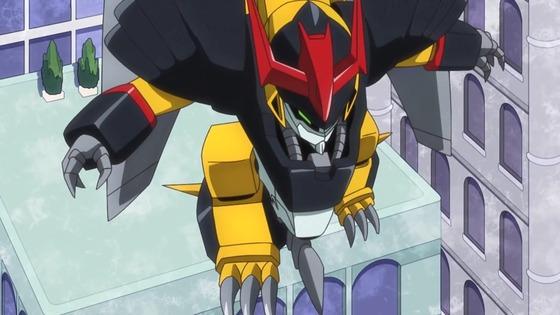 魔神英雄伝ワタル 七魂の龍神丸 第2話 感想 00372