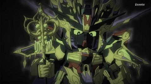 SDガンダムワールドヒーローズ 第23話 感想 250
