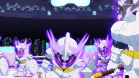 SDガンダムワールドヒーローズ 第3話 感想 ネタバレ 0893