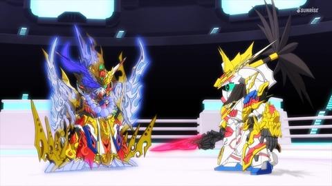 SDガンダムワールドヒーローズ 第3話 感想 ネタバレ 1069