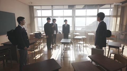 ガンダムビルドリアル 第1話 感想 ネタバレ 173