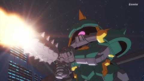 SDガンダムワールドヒーローズ 第9話 感想 ネタバレ 782