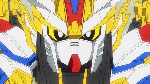 SDガンダムワールドヒーローズ 第23話 感想 25