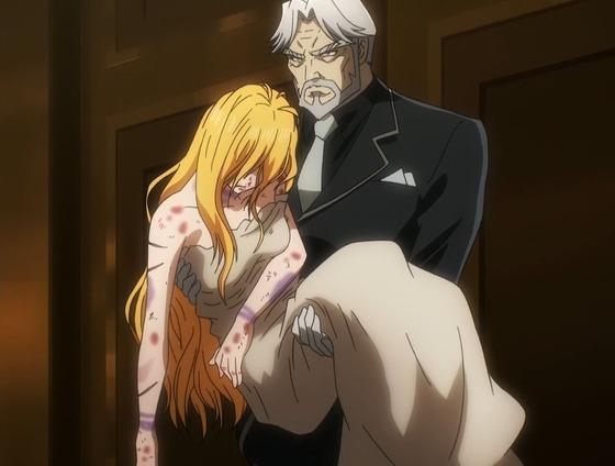 """『オーバーロードII 第6話 感想』""""傷は語る""""ツアレとセバス"""