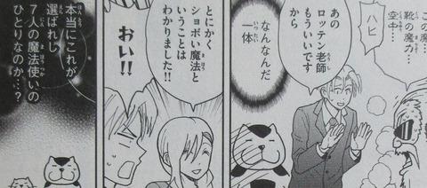 マテリアル・パズル 神無き世界の魔法使い 6巻 感想 29