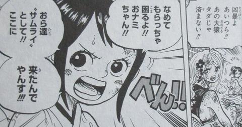 ONE PIECE 99巻 感想 ネタバレ 10