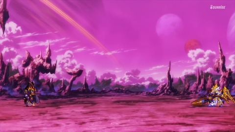 SDガンダムワールドヒーローズ 第24話 最終回 感想 095