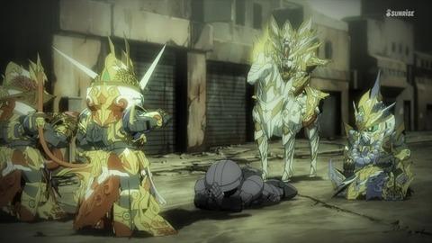 SDガンダムワールドヒーローズ 第23話 感想 182