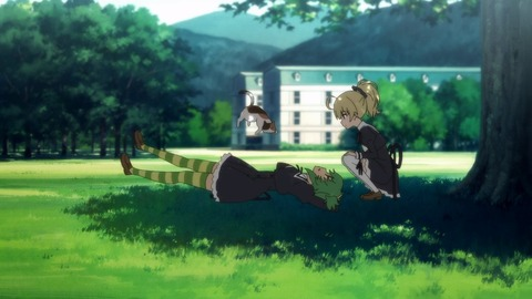 アサルトリリィ BOUQUET 第5話 感想 29