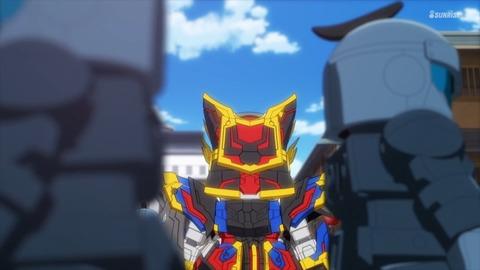 SDガンダムワールドヒーローズ 第6話 感想 ネタバレ 1077