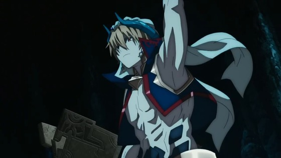FGO 絶対魔獣戦線バビロニア 第13話 感想 00177