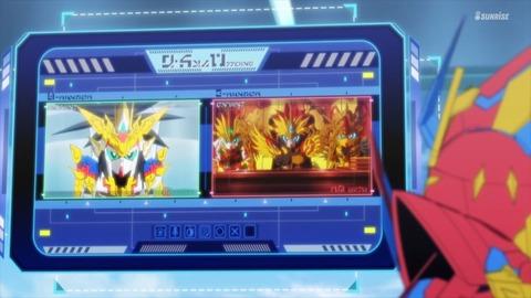 SDガンダムワールドヒーローズ 第2話 感想 ネタバレ 226