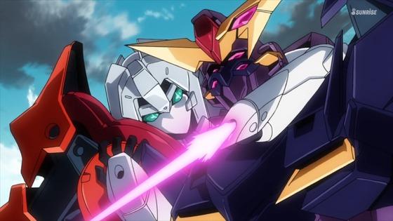 """『ガンダムビルドダイバーズRe:RISE 第10話 感想』""""ELダイバーの死""""前作キャラ再登場!"""