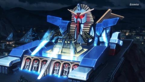 SDガンダムワールドヒーローズ 第22話 感想 49