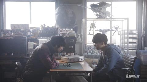 ガンダムビルドリアル 第3話 感想 ネタバレ 696