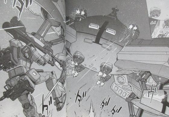 機動戦士ガンダム GROUND ZERO コロニーの落ちた地で 3巻 感想 00076