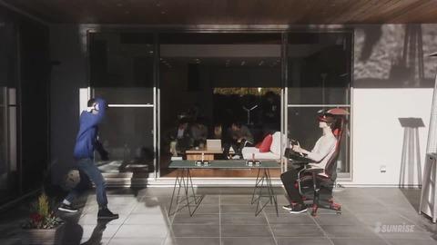 ガンダムビルドリアル 第2話 感想 ネタバレ 479