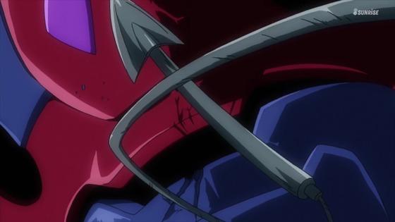 ガンダムビルドダイバーズReRISE 第9話 感想 00539
