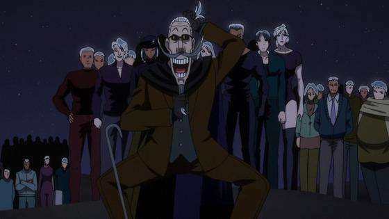 """『からくりサーカス 第11話 感想』""""命惜しさ""""フェイスレス総司令だよーん!"""