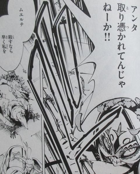 シャーマンキング マルコス 1巻 感想 00055