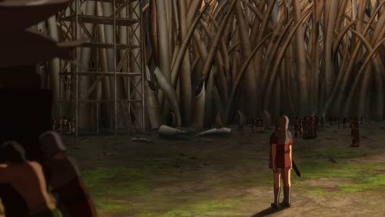 FGO 絶対魔獣戦線バビロニア 第17話 感想 00017