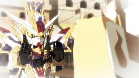 SDガンダムワールドヒーローズ 第13話 感想 305